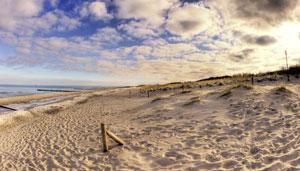 Strand von den Hotels Graal Mueritz